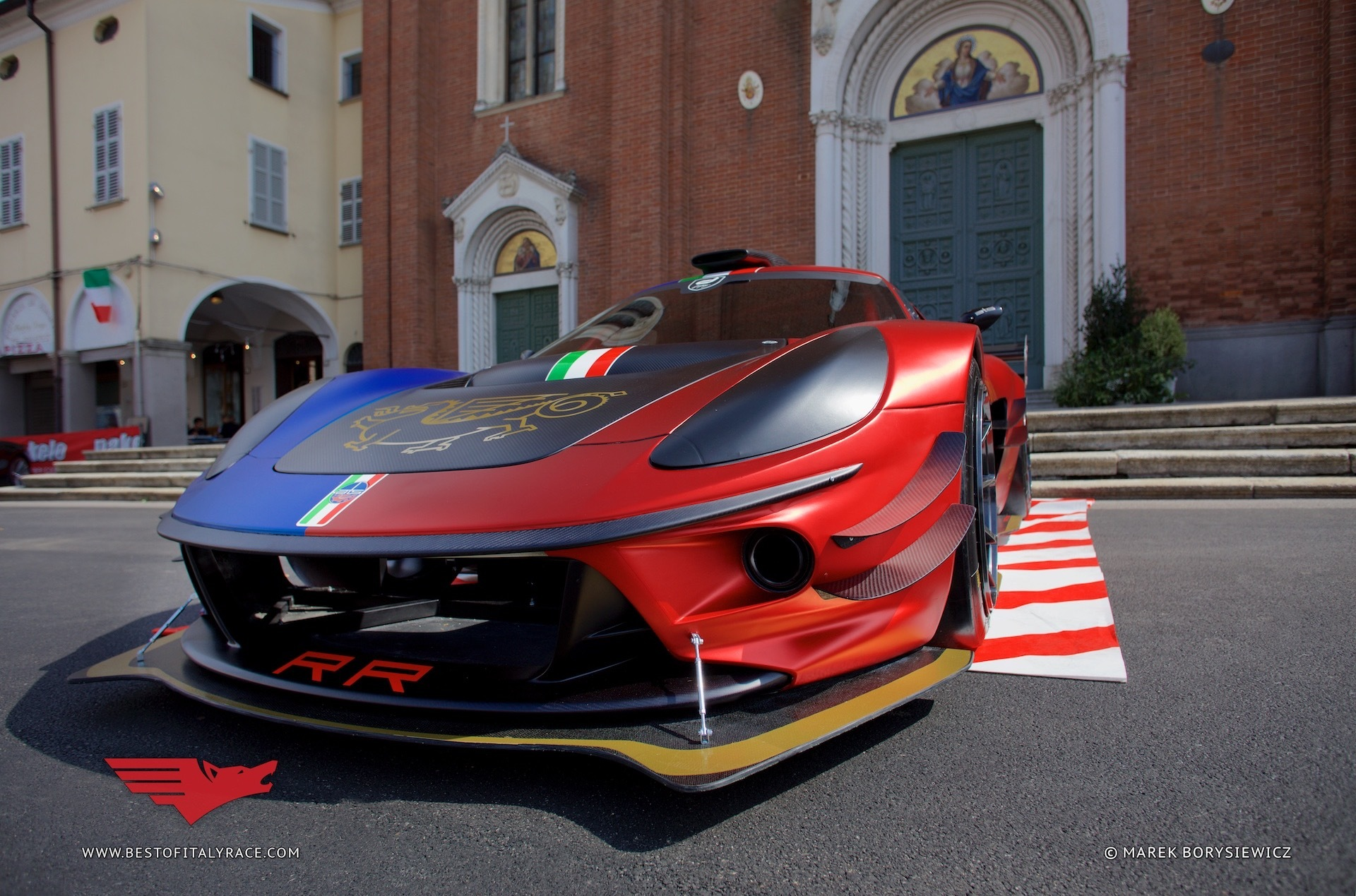 ATS Automobili, a niche car manufacturer headquartered in Italy, has unveiled its newest racing supercar called the RR Turbo. The novelty complies with the FIA standards and costs €110,000.