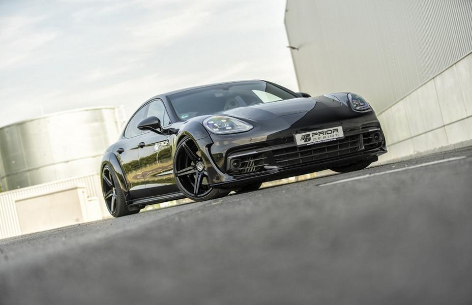 German customizer Prior Design has plenty of aftermarket goodies prepared for Porsche cars. Remembering them all is a feat worthy only of the most devout of fans; today, we would like to highlight just one of them.