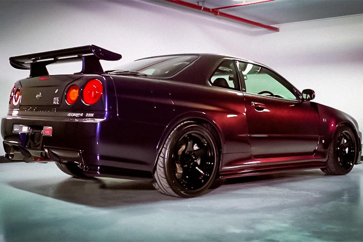 Австралийский тюнер V-Spec Perfomance продает уникальный Nissan Skyline R34 GT-R в исполнении Z-Tune. За полностью восстановленный спорткар просят больше полумиллиона долларов США.