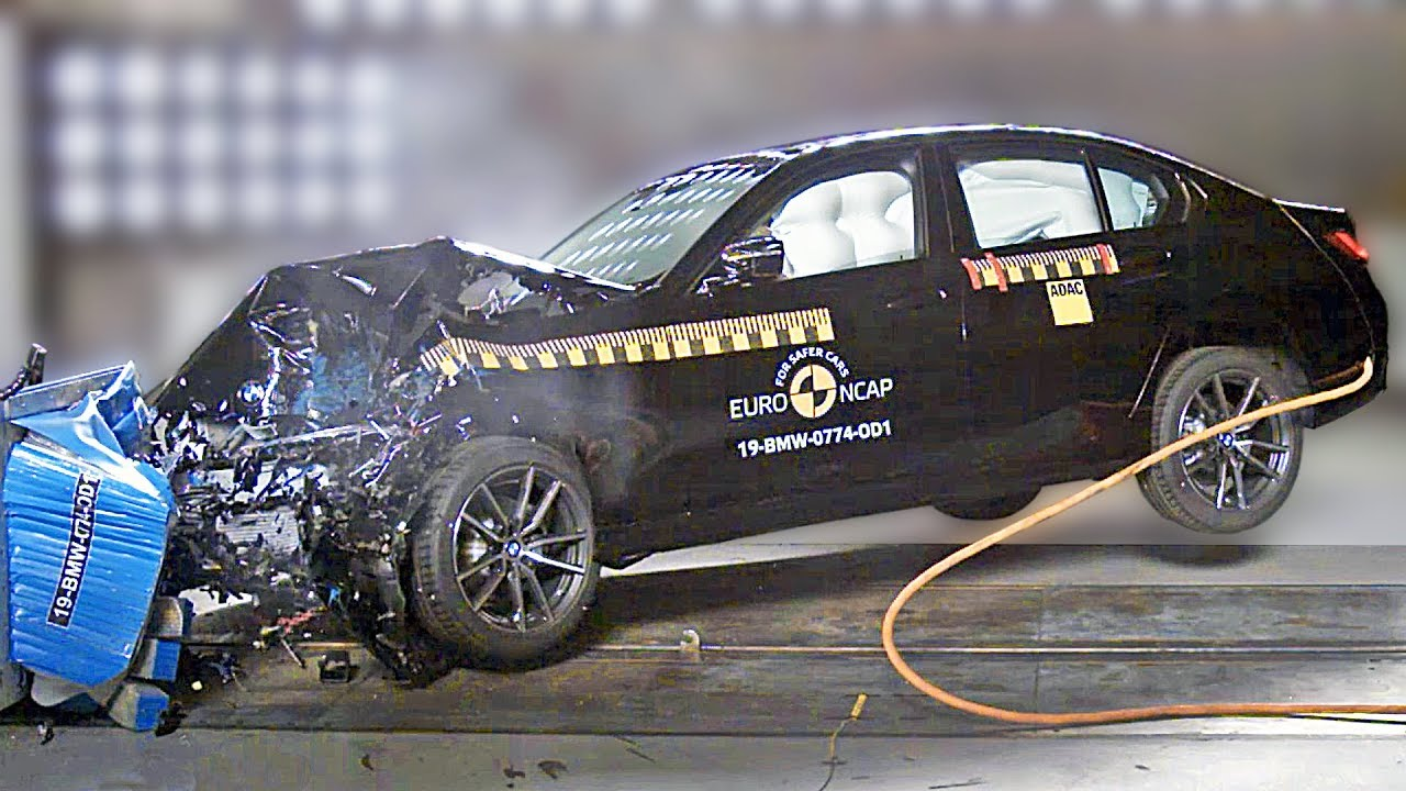 The European New Car Assessment Programme has shared its testing results of the latest BMW 3 Series sedan/saloon. The model was awarded five out of five possible stars for overall safety, and more.