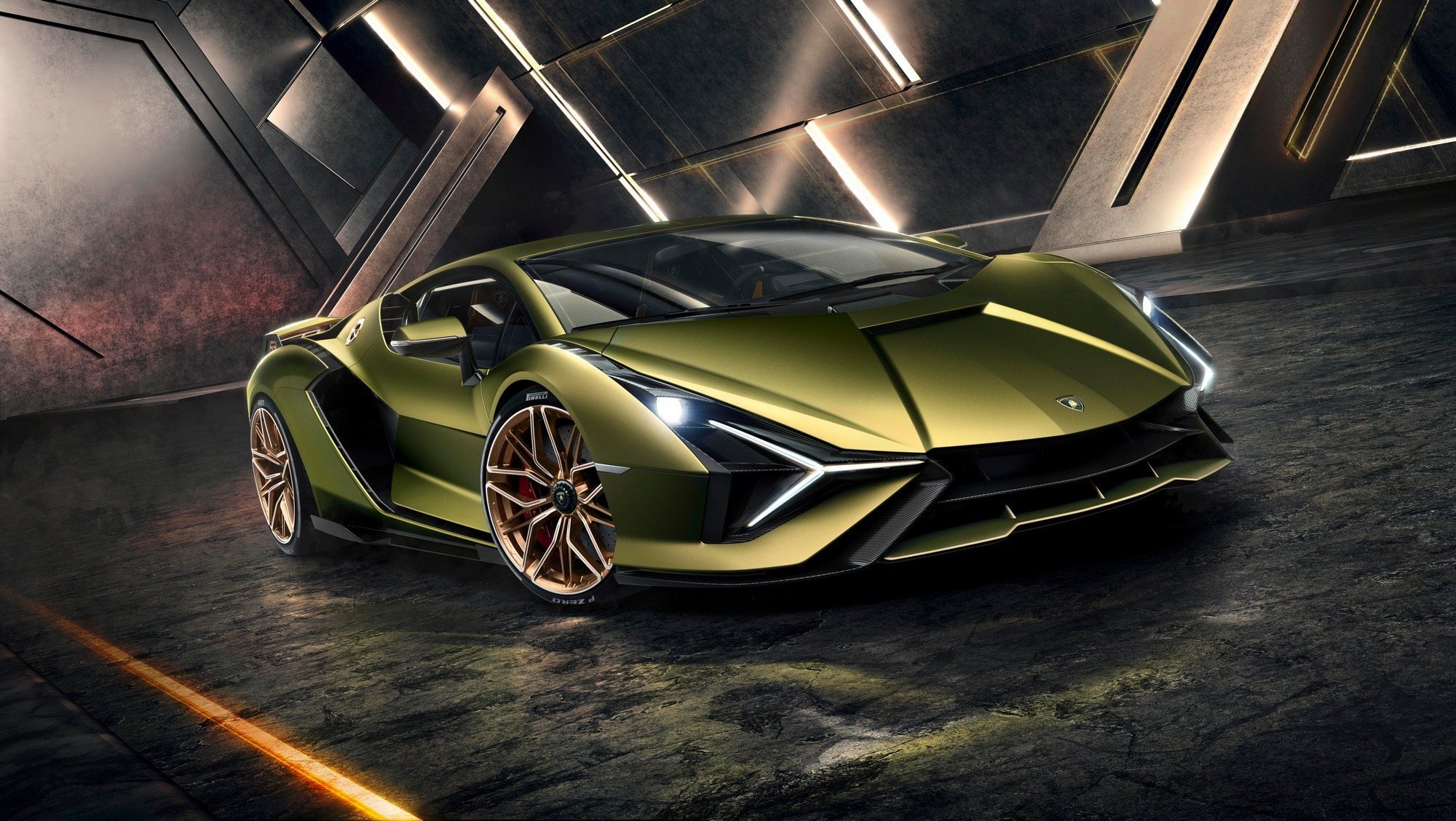 VW Group reportedly interested in selling lamborghini