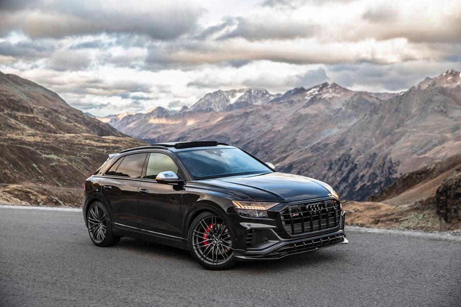 ABT Sportsline has launched a range of customization options for the diesel-powered SUV Audi SQ8. Let us glance over the highlights.
