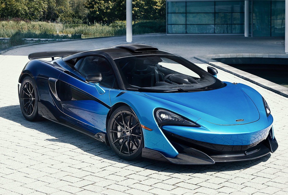 McLaren has finished producing its 600LT Coupe series. The last supercar just shipped to a client in Canada.