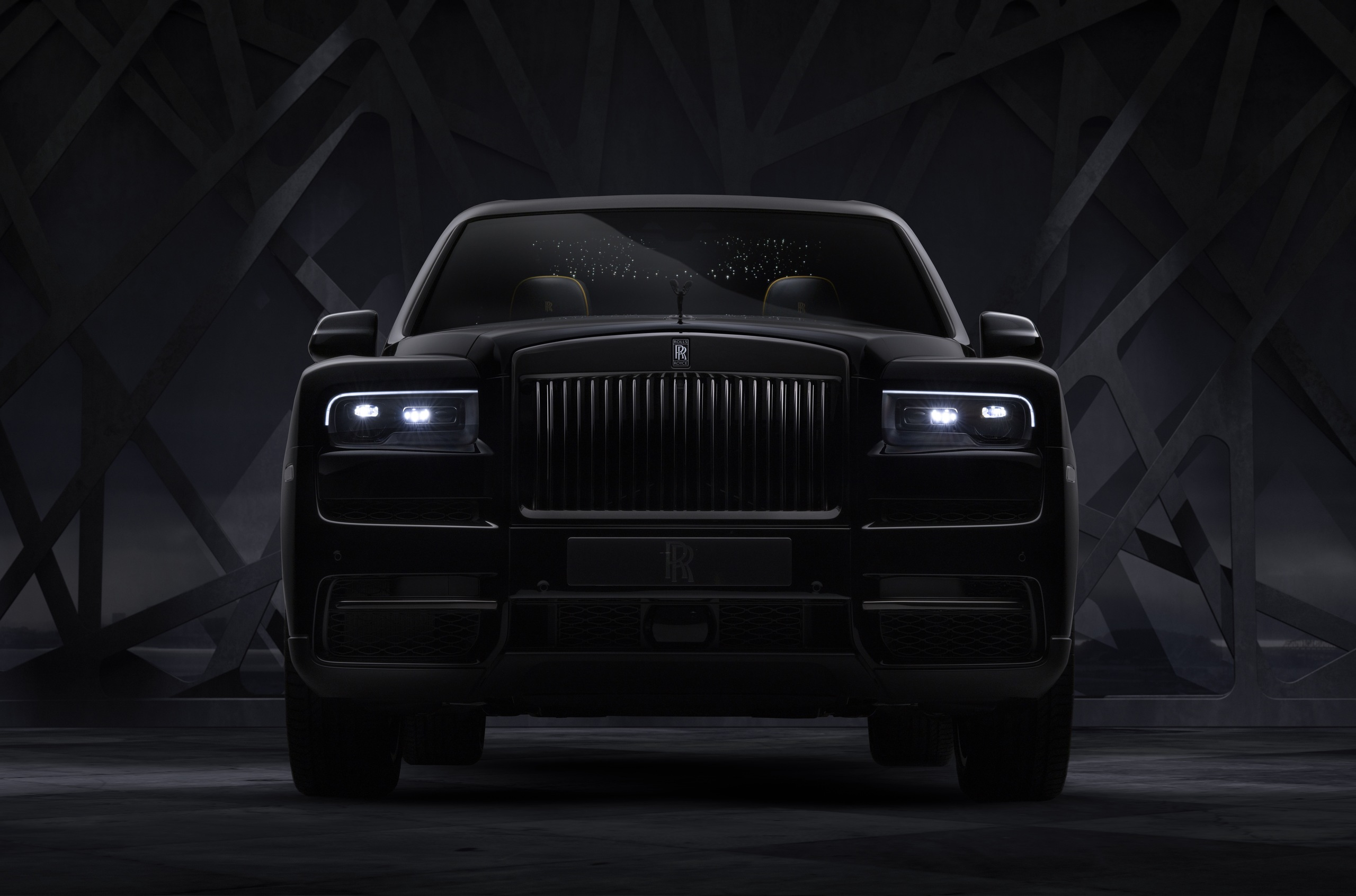 The British luxury carmaker has expanded its Black Badge line to incorporate the Cullinan SUV. The special edition comes with chassis adjustments, a slightly boosted engine and the marque's signature Starry Sky ceiling.