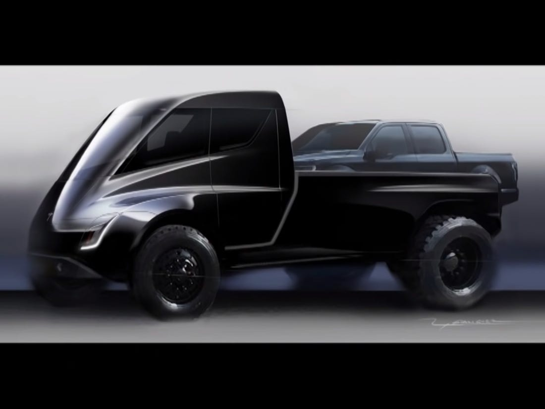 Elon Musk just tweeted that his company would reveal its first pickup truck in Los-Angeles on Thursday, November 21, 2019.