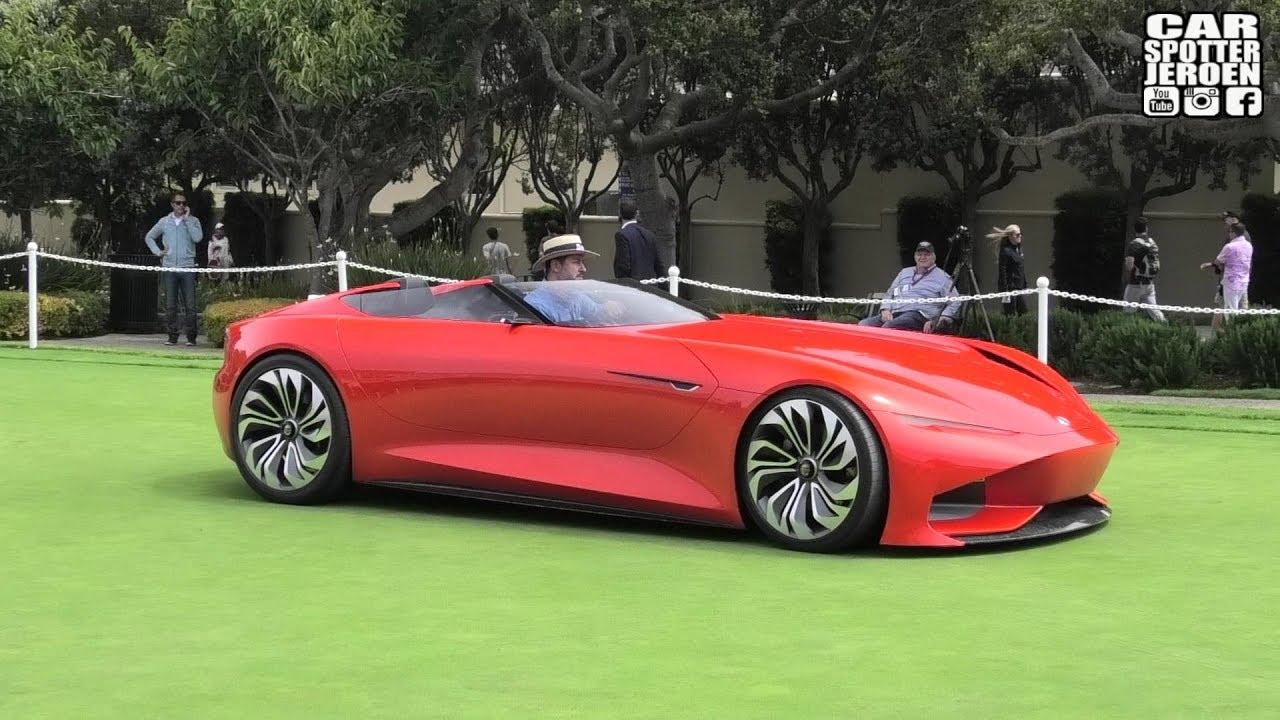 Karma Automotive – «наследница» Fisker Automotive. Её штаб-квартира располагается в Калифорнии, а владельцем является китайская группа компаний Wanxiang. За плечами у фирмы – работа с BMW и Pininfarina. На грядущем автосалоне в Лос-Анджелесе будут представлены сразу две новинки.