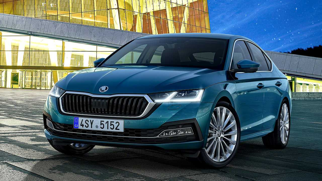 Skoda has officially introduced the fourth generation of its best-selling Octavia liftback and estate/wagon series. Both come based on a new iteration of the MEB chassis.
