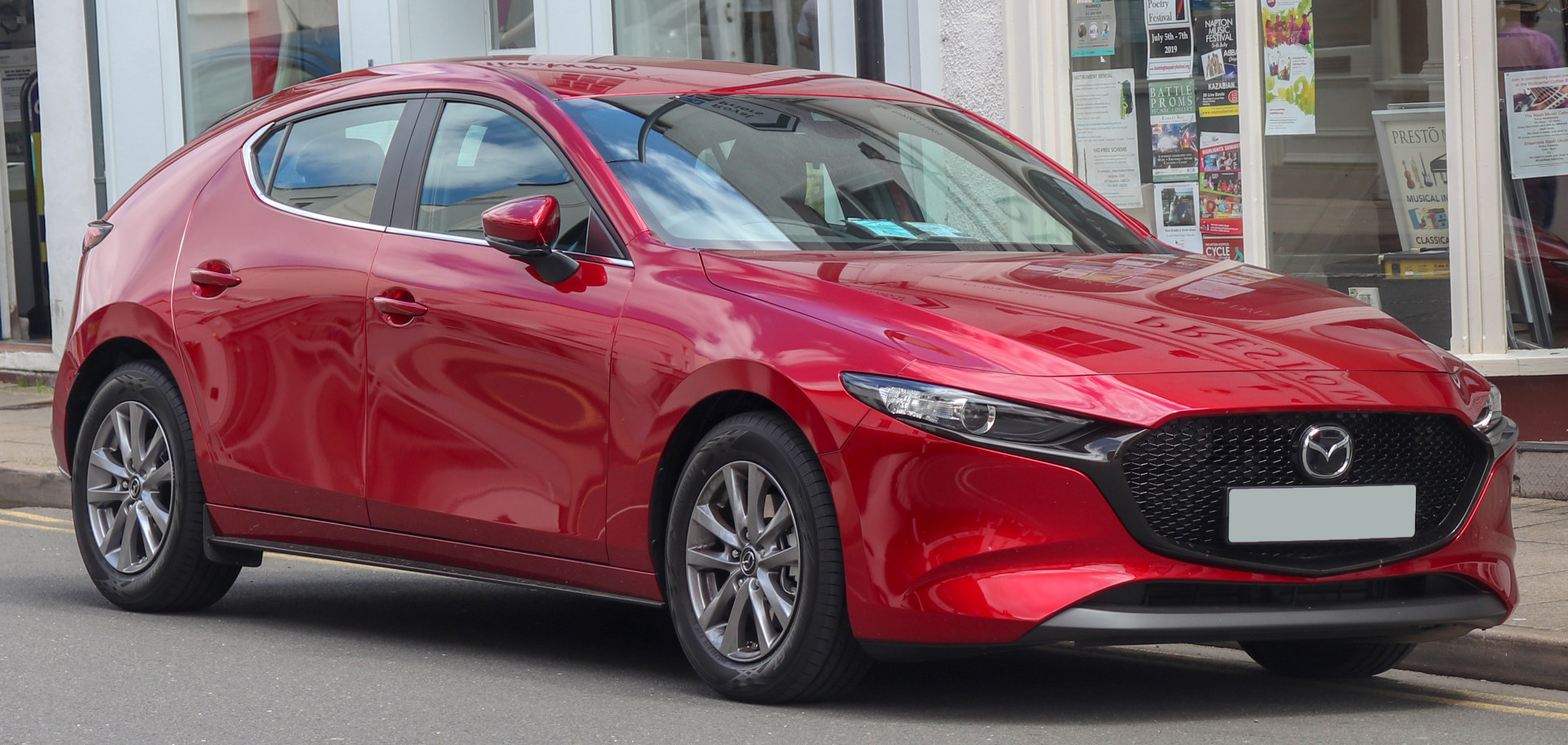 The Women's World Car of the Year 2019 competition in Dubai, UAE, has come to an end, with the Mazda3 emerging as the best family car and the overall winner.