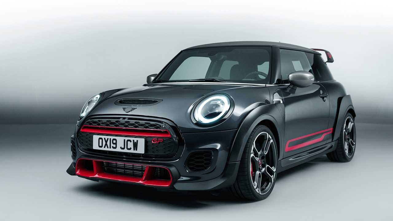 Mini has brought its John Cooper Works GP hot hatch to the Los-Angeles International Auto Show and will be unveiling it on November 22, 2019. The car lapped up the 'Ring in under eight minutes this summer, so things are going to get interesting.