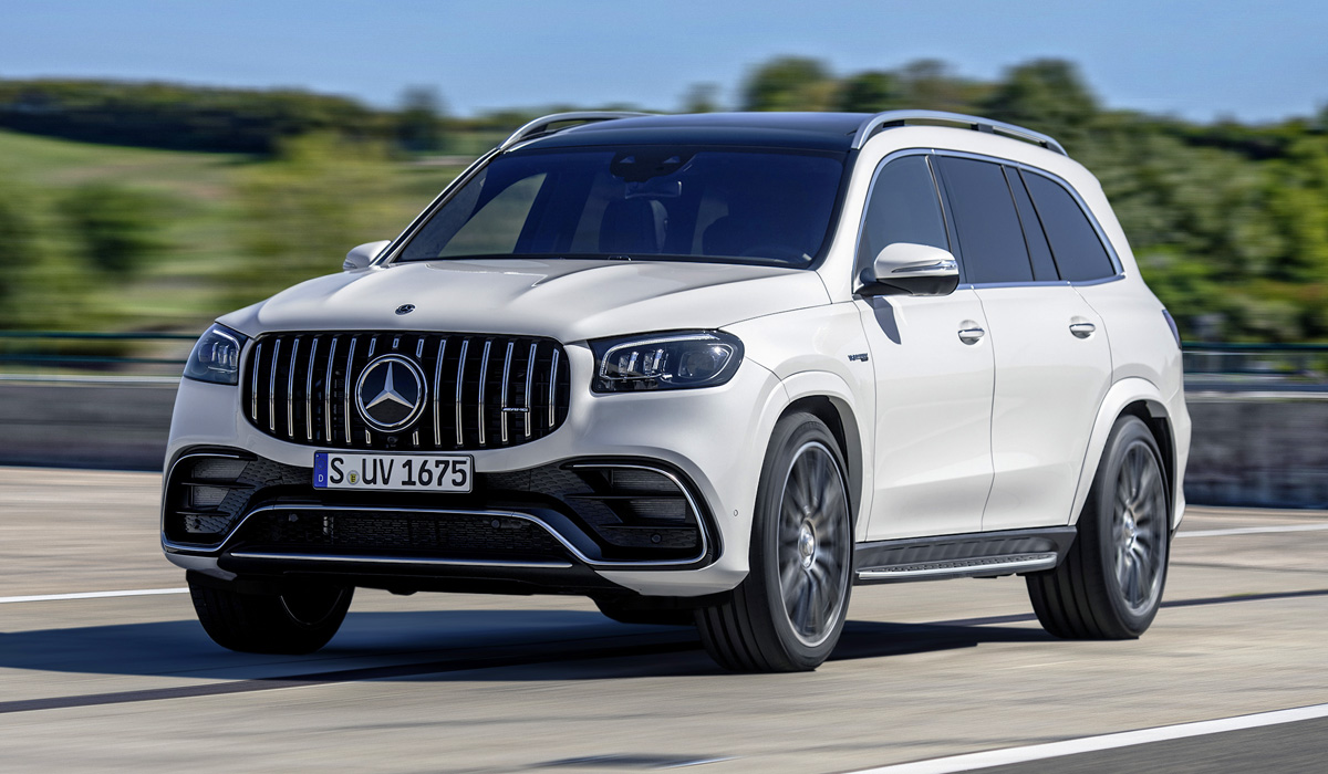The AMG subdivision of Mercedes has debuted its 'hot' GLE 63 S and GLS 63 SUVs during the second media day of the LA Auto Show opening for the rest of us tomorrow.