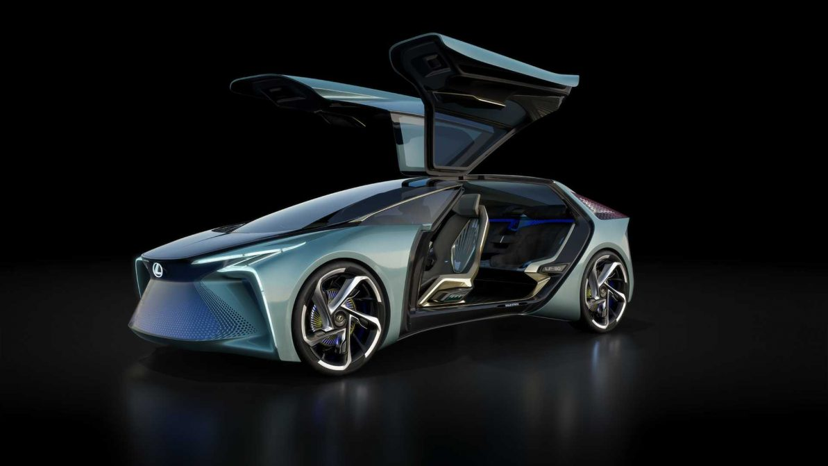 Japanese automotive brand Lexus has opened its LA Show lineup with the LF-30 Concept, a quad-engine EV packing futuristic looks along with 544 PS (400 kW) at the wheels.