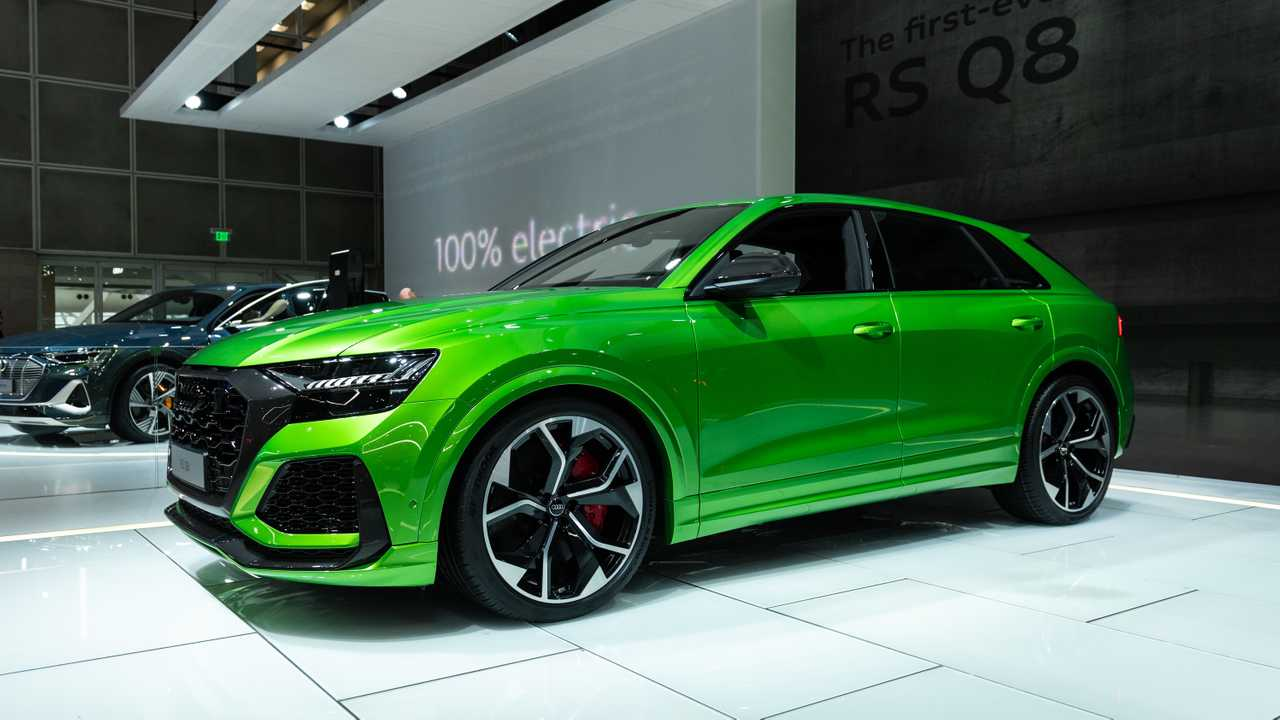 This is the German premium automaker's sixth and last RS vehicle to come into the spotlight this year. Sales of the coupe/SUV will begin sometime in the first half of 2020, and prices will start from €127,000.