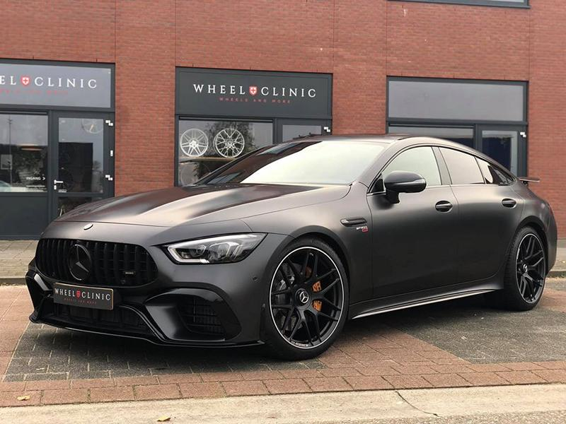 A client contacted Netherlands-based tuning shop Wheelclinic, asking to have his AMG GT63s boosted with a Brabus kit. The installation was a success, but we'd imagine the owner less than pleased with the results.