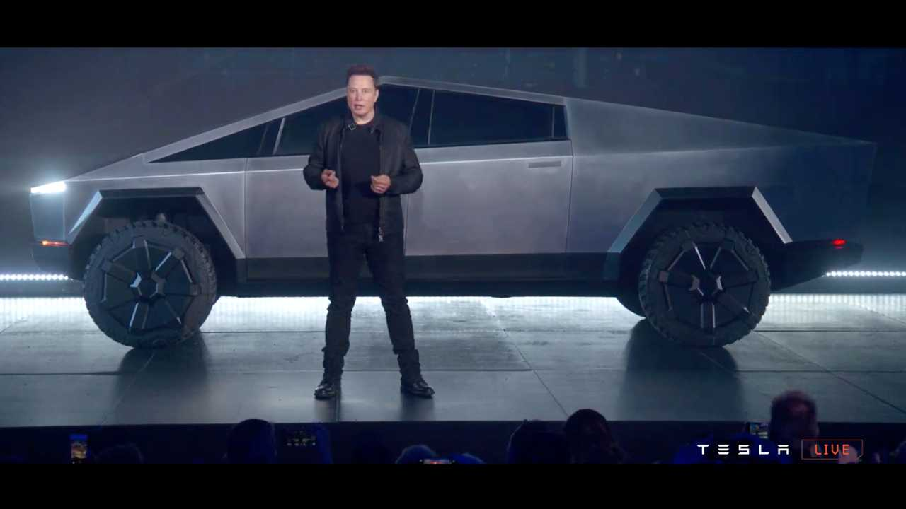 After a long warm-up period, Tesla has finally lifted the curtain on its al-electric pickup truck, the Cybertruck. Apart from the crazy looks, it packs a whole lot of impressive features.
