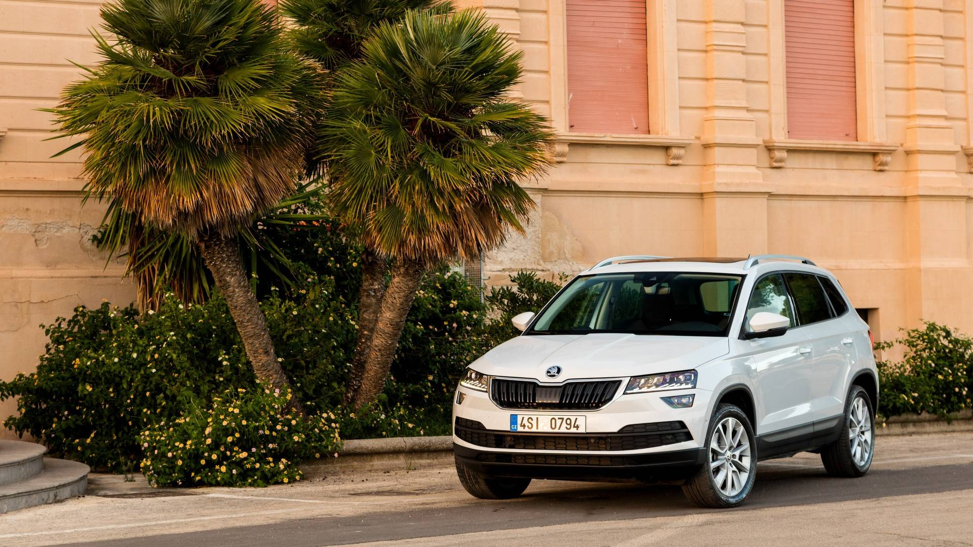The Czech automaker Skoda announced the release next year of a crossover with a coupe body