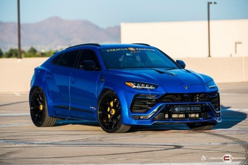 U.S.-based auto customization shop Creative Bespoke has rolled another personalized Lamborghini Urus out into the daylight. Called the ESTESO, the car takes advantage of the latest Novitec customization program unveiled in September.