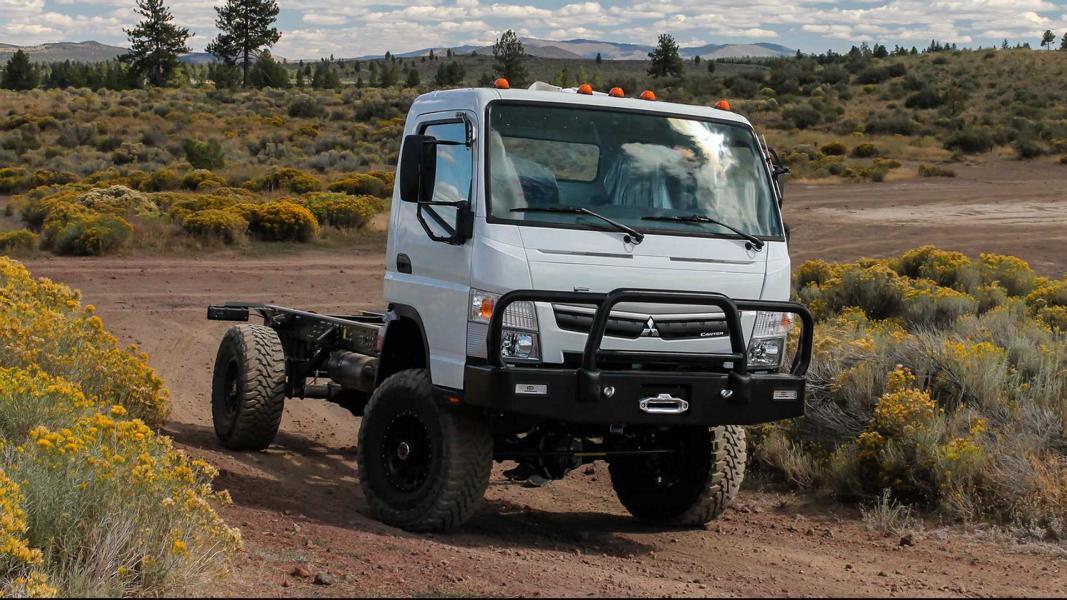 Специализирующаяся на создании экспедиционных внедорожников, кемперов и домов на колесах компания EarthCruiser адаптировала свои модели EXP и FX к экологическим нормам 2020 года.
