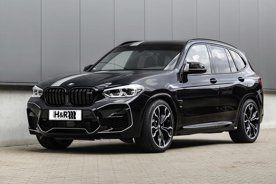 There is much to love about the latest BMW X3 M (F34XM): the SUV is good-looking and outperforms all would-be rivals with 480 hp (358 kW) in its base form and 510 hp (380 kW) in the Competition guise. Lower ride height remains just about the only thing to wish for – and H&R delivers here.