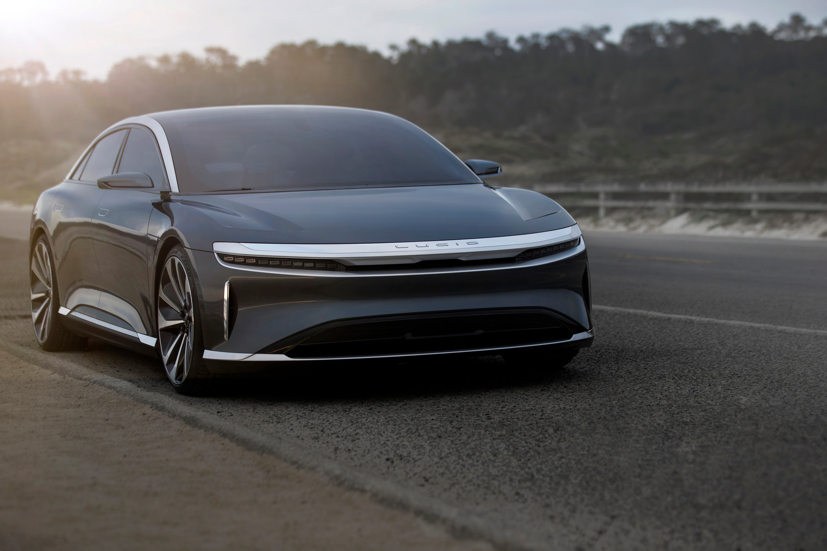 The California-based car company will be bringing its sedan-shaped Air EV to the market next year and is already taking requests for pre-orders.