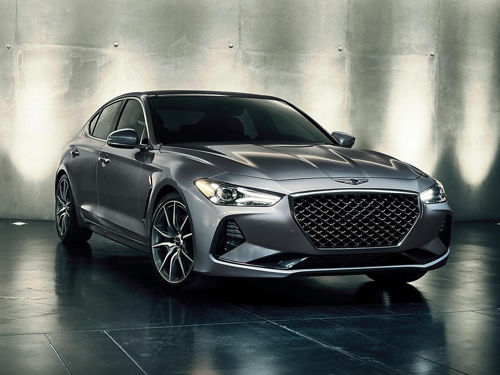 Самый компактный седан в гамме «премиальной» марки Genesis обновится в 2021 году, но уже сейчас стало известно, что рестайлинговой версии может достаться новый двигатель.