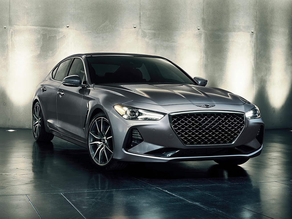 The smallest-sized sedan on the Genesis lineup will not get its facelift until 2021, but a source claims that the engine specs have already been decided upon.