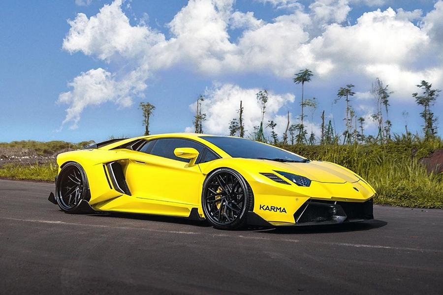 Owners of the Lamborghini Aventador LP700 are decidedly spoilt for choice: the number of body kits available for the model lies in the dozens. A few days ago, DSG Performance, Inc. made its own contribution.