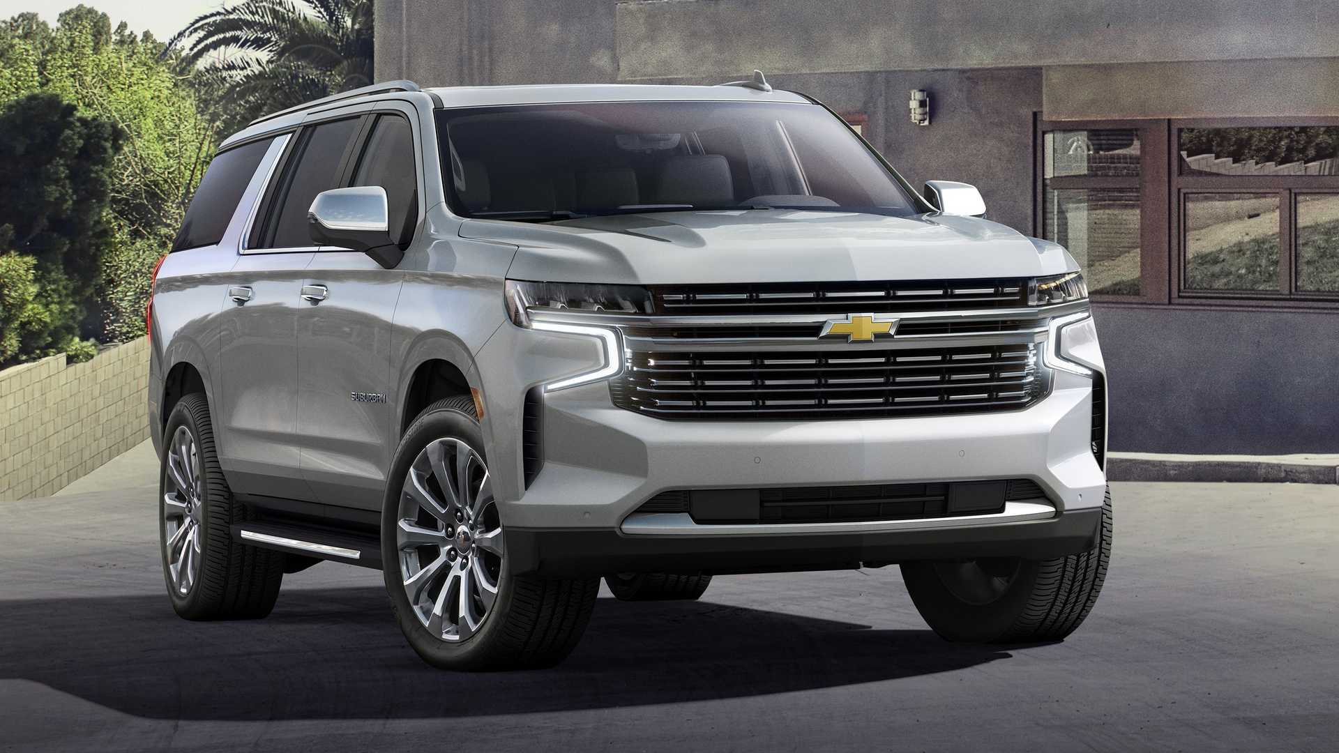 Chevrolet has unveiled the 2020 Tahoe and Suburban lineup. Both SUVs now look similar to the latest Silverado truck, but the novelty goes much farther than that.