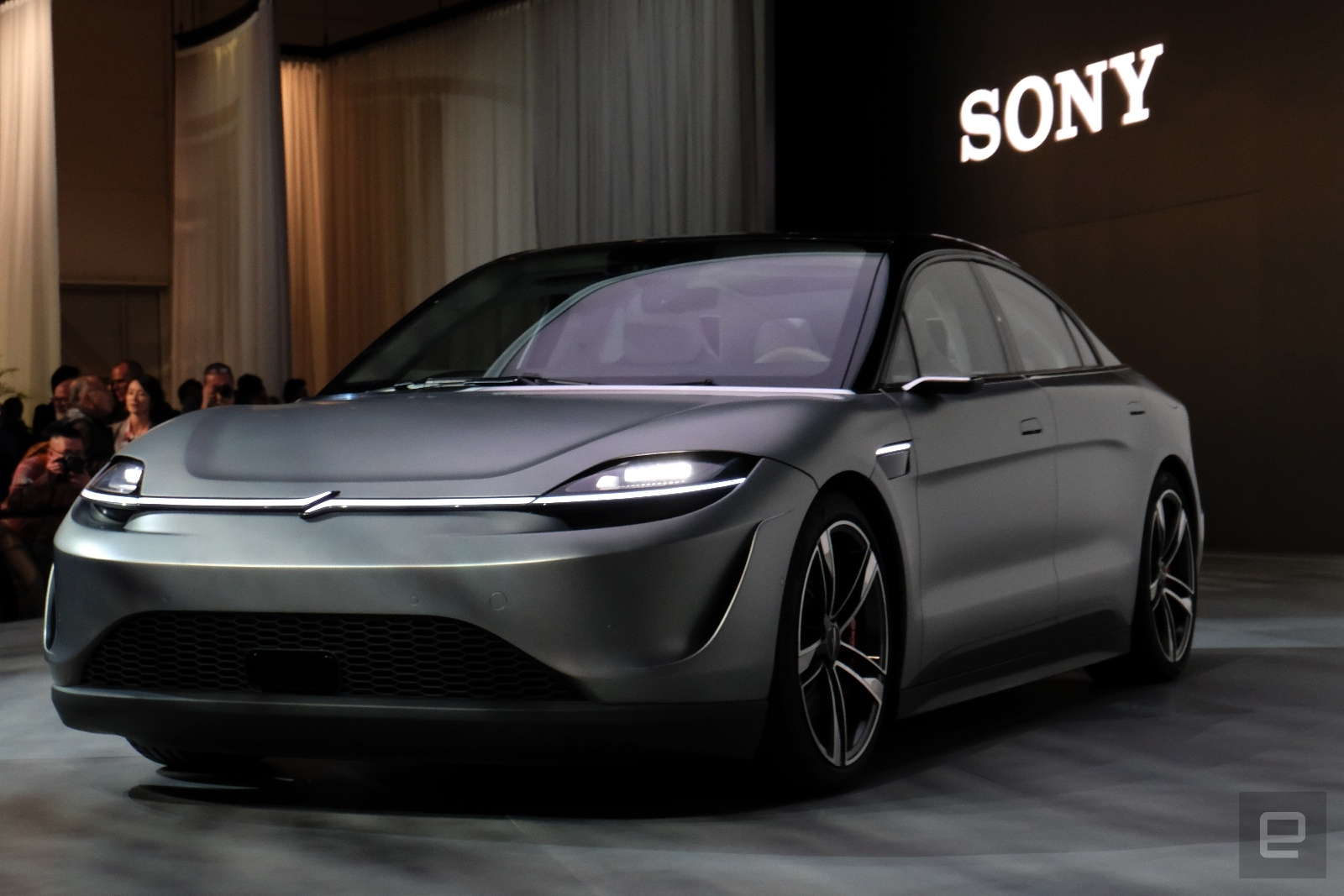 Many of us raised eyebrows and held them up there for a while as the internationally renowned tech company unveiled its first attempt at a passenger car.