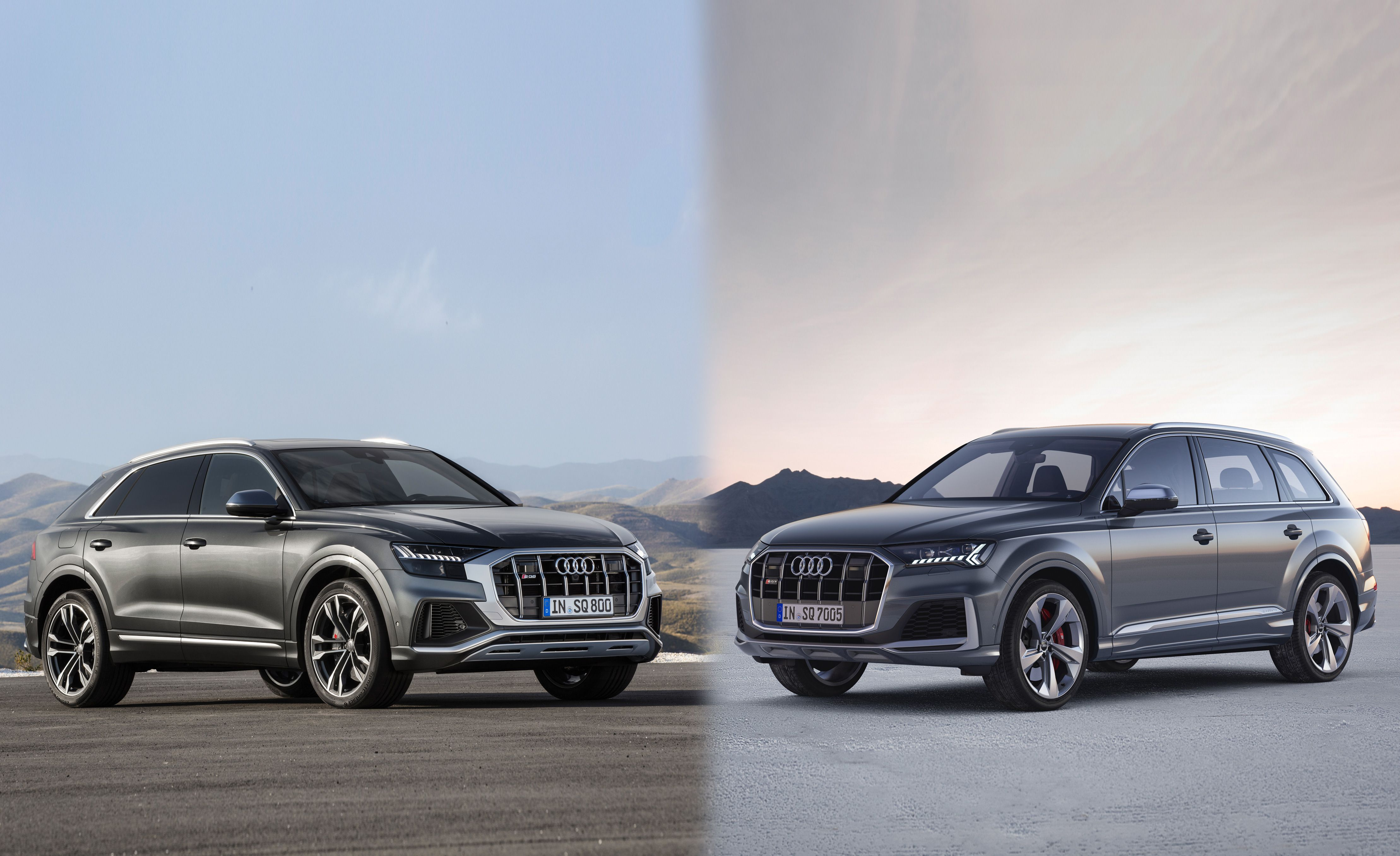 The German car manufacturer has made an exception for the United States, making its SUVs gas-powered for the market.