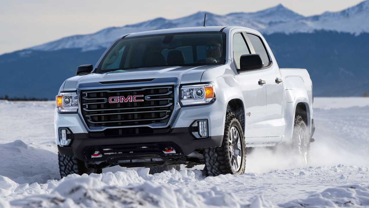 GMC has announced the off-road-focused 'AT4' version of its Canyon pickup truck. The changes extend beyond simple eye candy, so let us have a better look.