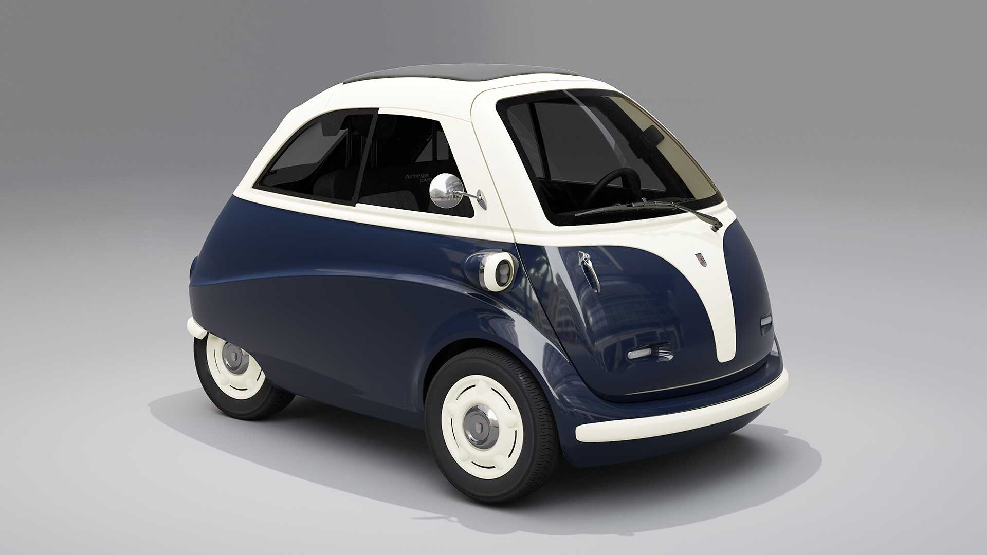 Swiss niche carmaker Micro Mobility Systems promised in 2018 that it would revive the Isetta supermini series by 2021. The Microlino EV has received 16,000 pre-orders since – but it looks like it has a competitor.