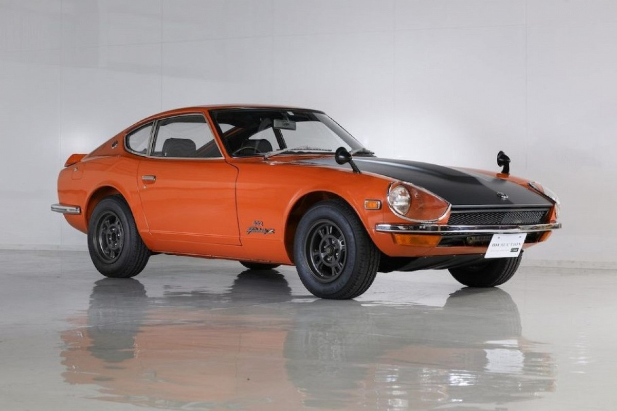 This unique Nissan Z432R produced in 1970 just found a buyer willing to part with U.S. $805,000 for it, making it one of the most expensive Nissan-branded cars in history – and even one of the most expensive Japanese cars ever.