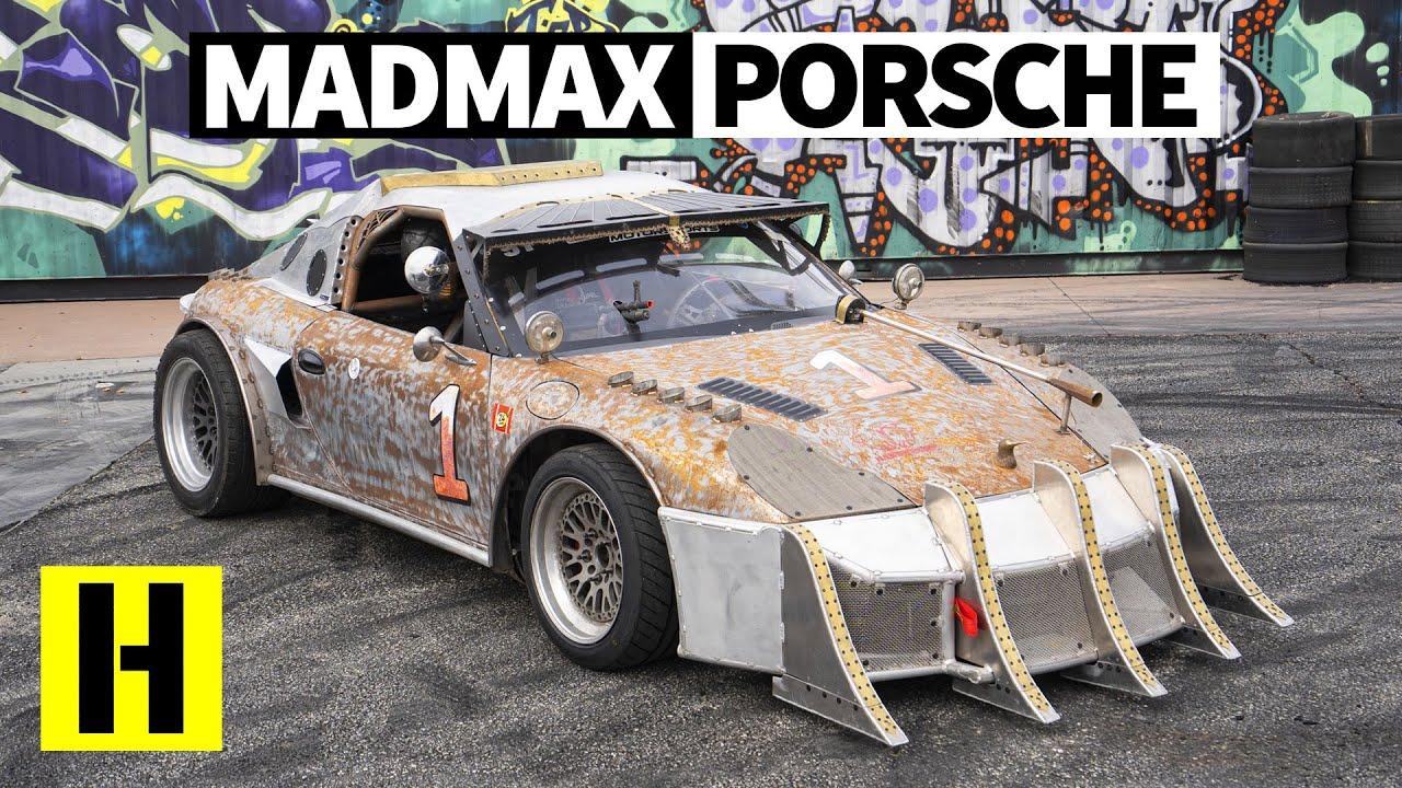 Ателье Vali Motorsports построило безумный автомобиль на базе 20-летнего Porsche Boxster. Машина поможет хозяину пережить зомби-апокалипсис и проехать гонку «24 часа лимонов».