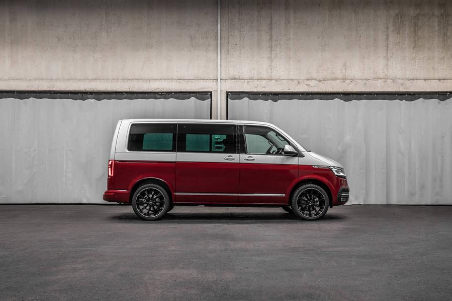 ABT Sportsline works on MPVs like the Volkswagen Transporter T6.1, among other things, and this specific model has just received its 2020 tuning program. Want a closer look?