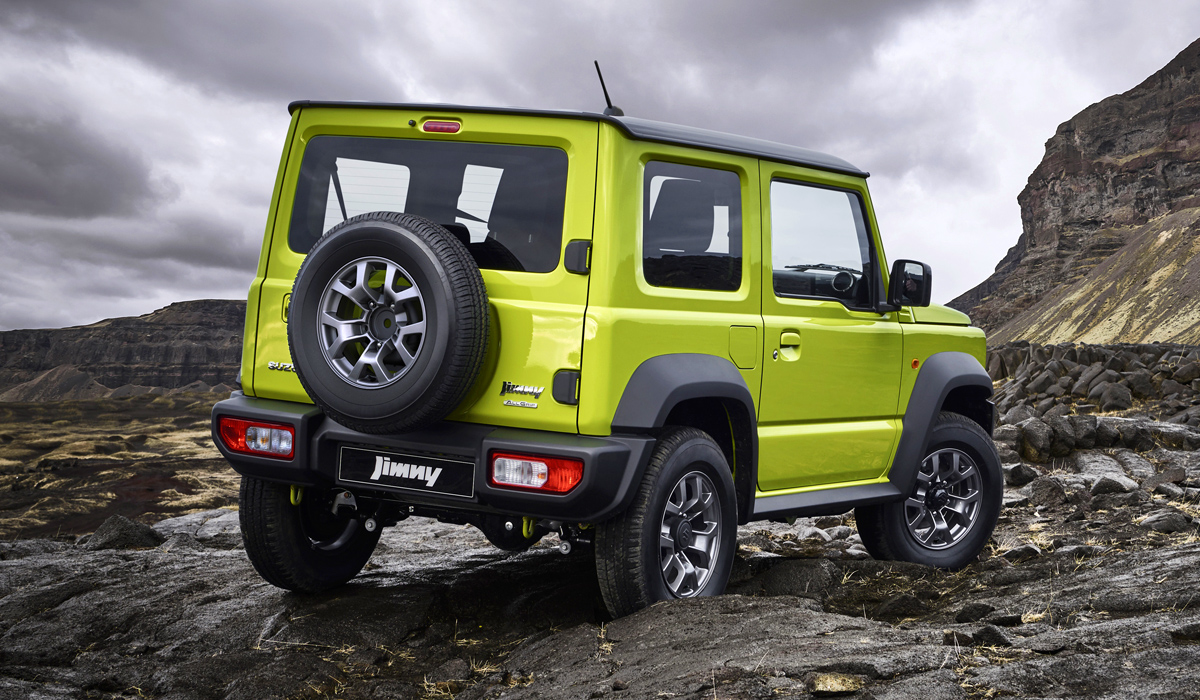 The Suzuki Jimny may be highly popular in Europe, with customers in some countries waiting up to a year to get one, but its 1.5-liter naturally aspirated engine doesn't look good on the emission charts.