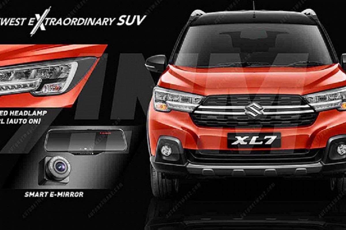 Японский автомобилестроитель «Судзуки» готов выпустить на рынок новое поколение XL7. Продажи кроссовера начнутся уже в следующем месяце, стартовая цена составляет 997 000 в пересчете на рубли.