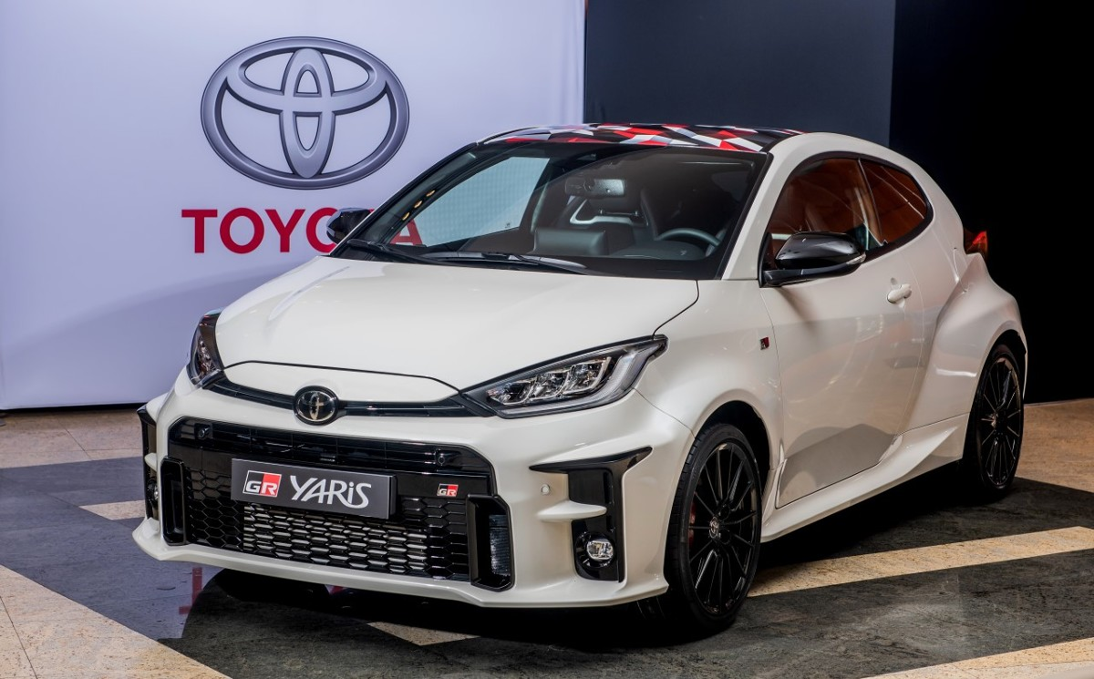 Toyota has finally revealed the much-anticipated GR Yaris at the recent Tokyo Auto Salon 2020. In fact, it revealed two – but only one caught media attention.