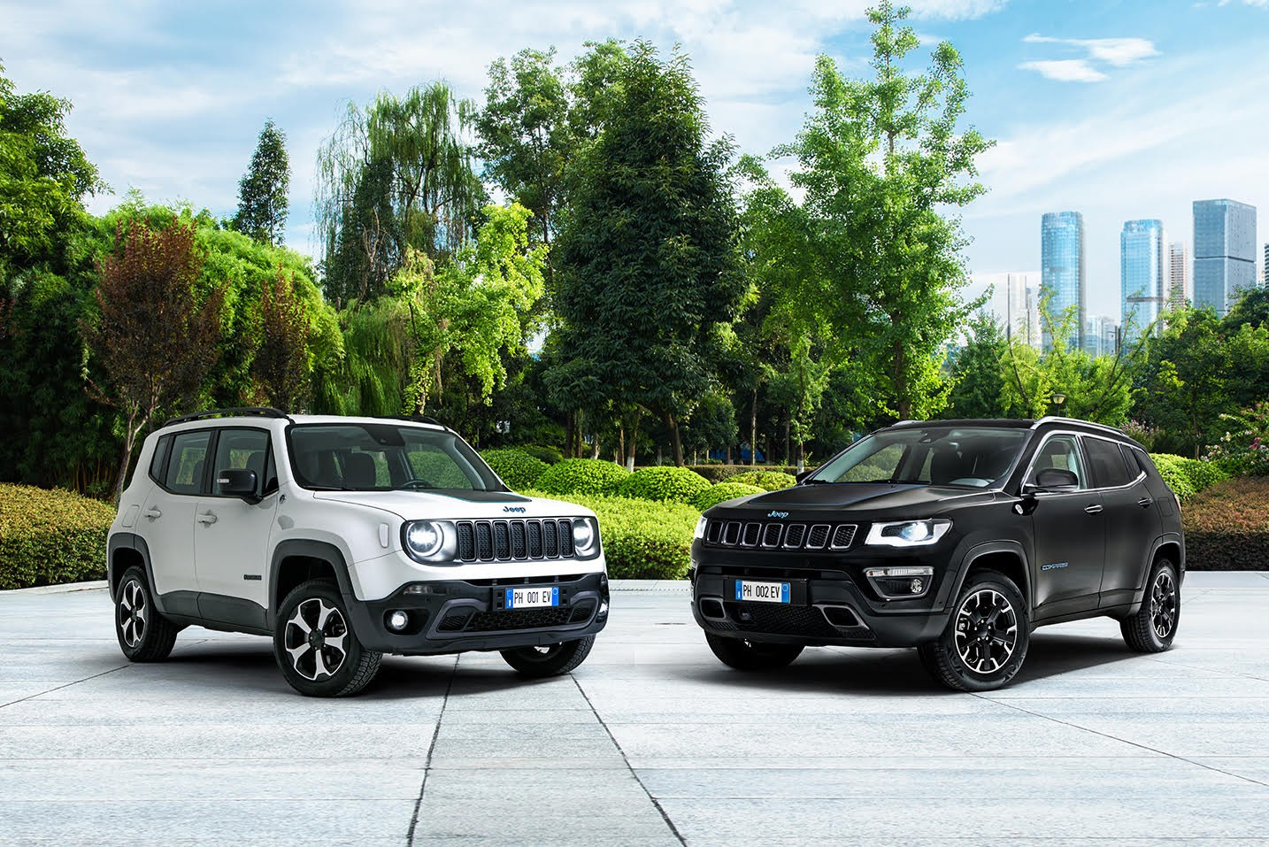 The hybrid-powered Jeep 4xe models are now available for purchase in Italy and Spain, and the other countries should follow soon. Only the First Edition spec is available right now, so you may want to wait until the summer if you want to save money.