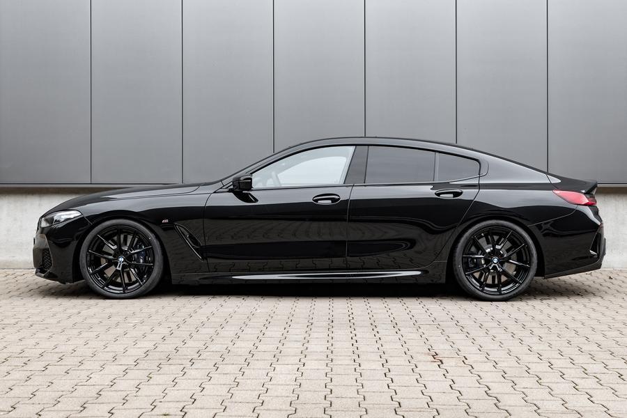 Около года назад производитель систем подвески H&R выпустил занижающие пружины для BMW M850i xDrive (на видео). Владельцам обычных «восьмерок» в кузове G16 пришлось ждать своего апгрейда вплоть до сегодняшнего дня.