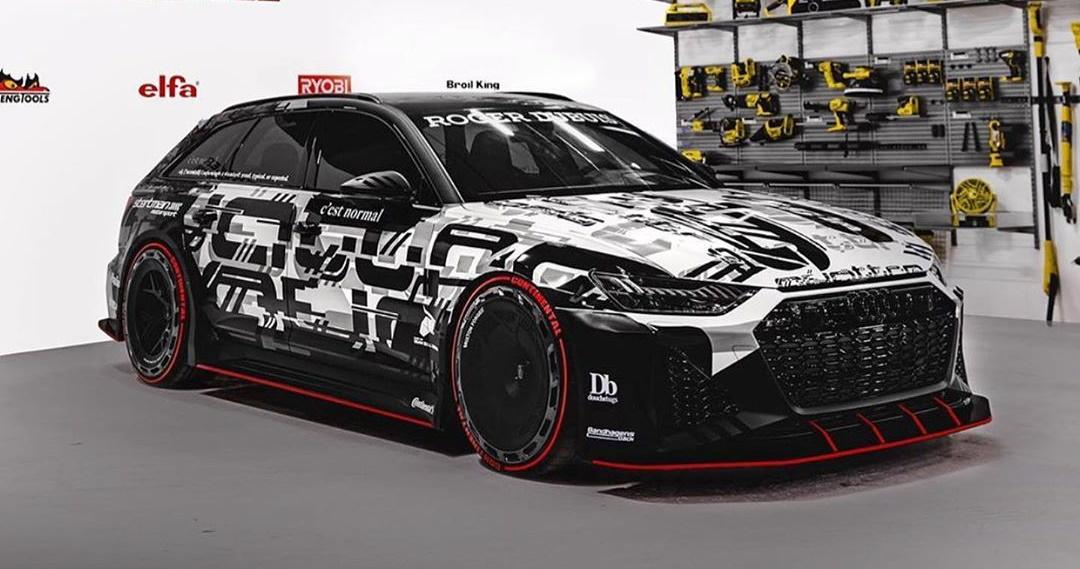 Jon Olsson, famous Swedish freestyle skier and car aficionado, has rolled out his newest custom vehicle. Based on the С8 Audi RS6 Avant chassis and tech, it comes to fill in the gap left by the legendary Olsson RS6 DTM when that one was stolen and torched by robbers back in 2015.