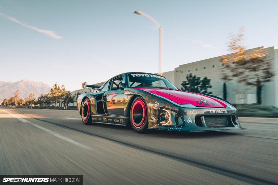 Bisimoto Engineering has electrified enough vehicles already, but this Porsche 935 has been its most challenging project so far – if also the most rewarding.