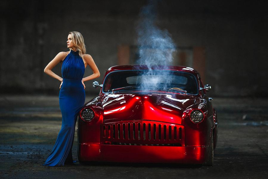 Продолжаем рассказывать о российских умельцах, превращающих непримечательную классику в шедевры. На очереди – уникальное купе на базе ГАЗ-21 «Волга».