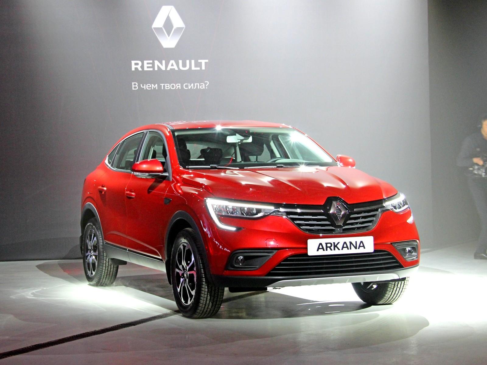 Кросс-купе Renault Arkana сначала появилось в России (модель выпускают в Москве с прошлого года), и лишь позднее должны были дебютировать корейская и китайская версии. Первая уже попадалась фотошпионам, а теперь министерство промышленности Поднебесной рассказало о второй.