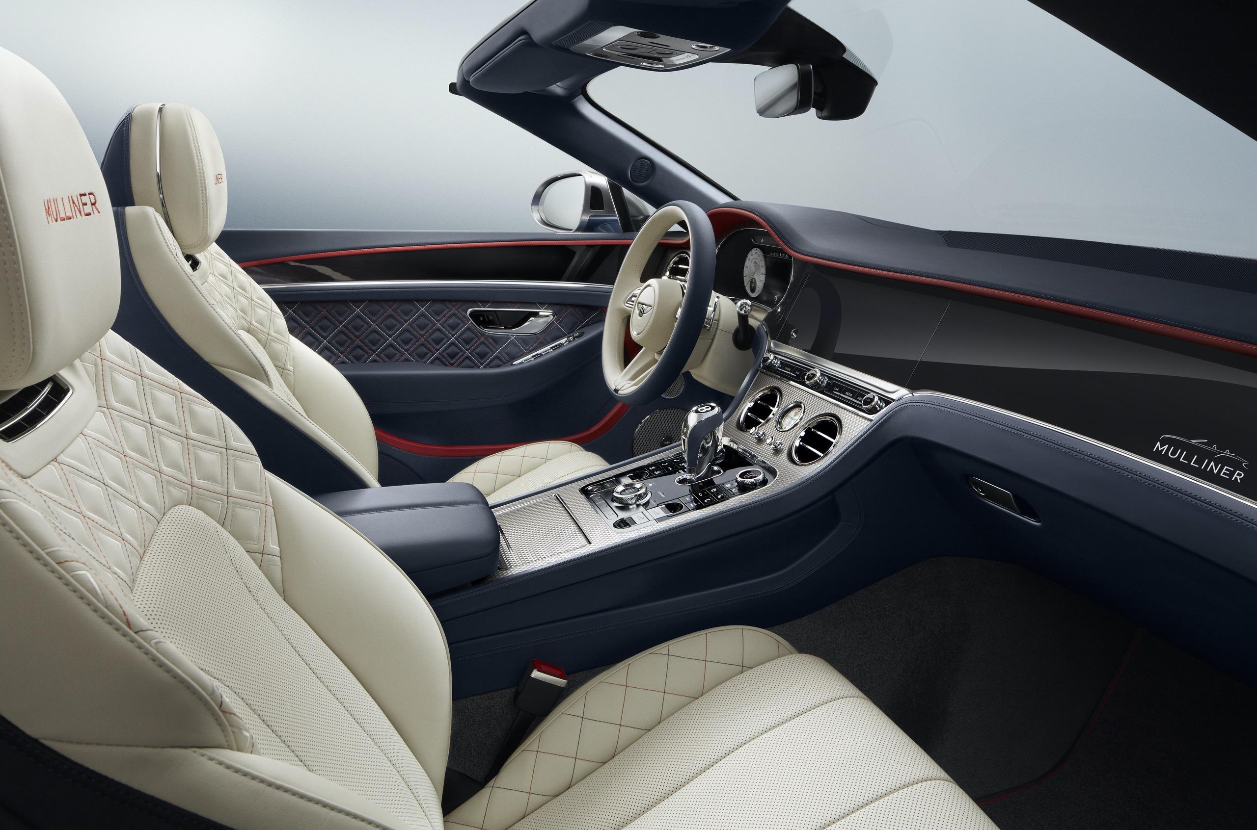 Команда тюнинг-ателье Bentley Mulliner презентовала спецверсию Continental GT Convertible, предназначенную для «искушенных клиентов». Вживую модель можно увидеть на автосалоне в Женеве.