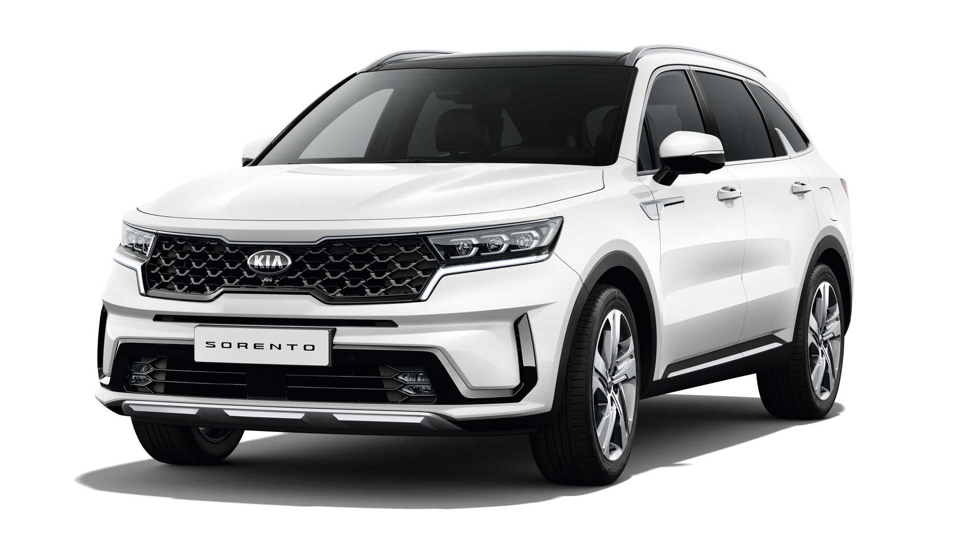 """The Korean automaker reports that the new Sorento SUV comes based on a brand-new architecture and gains 35 mm (1.4"""") of wheelbase along with 10 mm (0.2"""" of height)."""