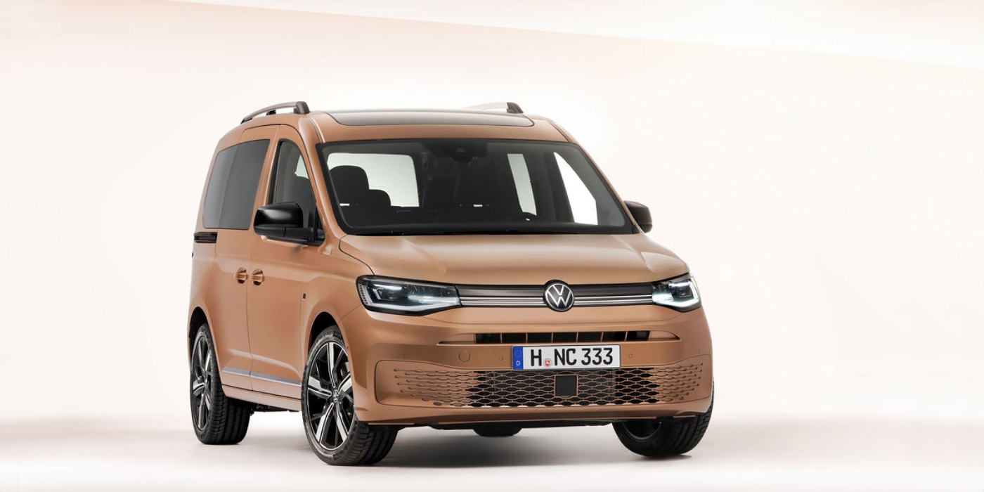 The 2020 VW Caddy facelift should go live on official terms in a couple weeks, but these leaked images have spoiled the surprise.