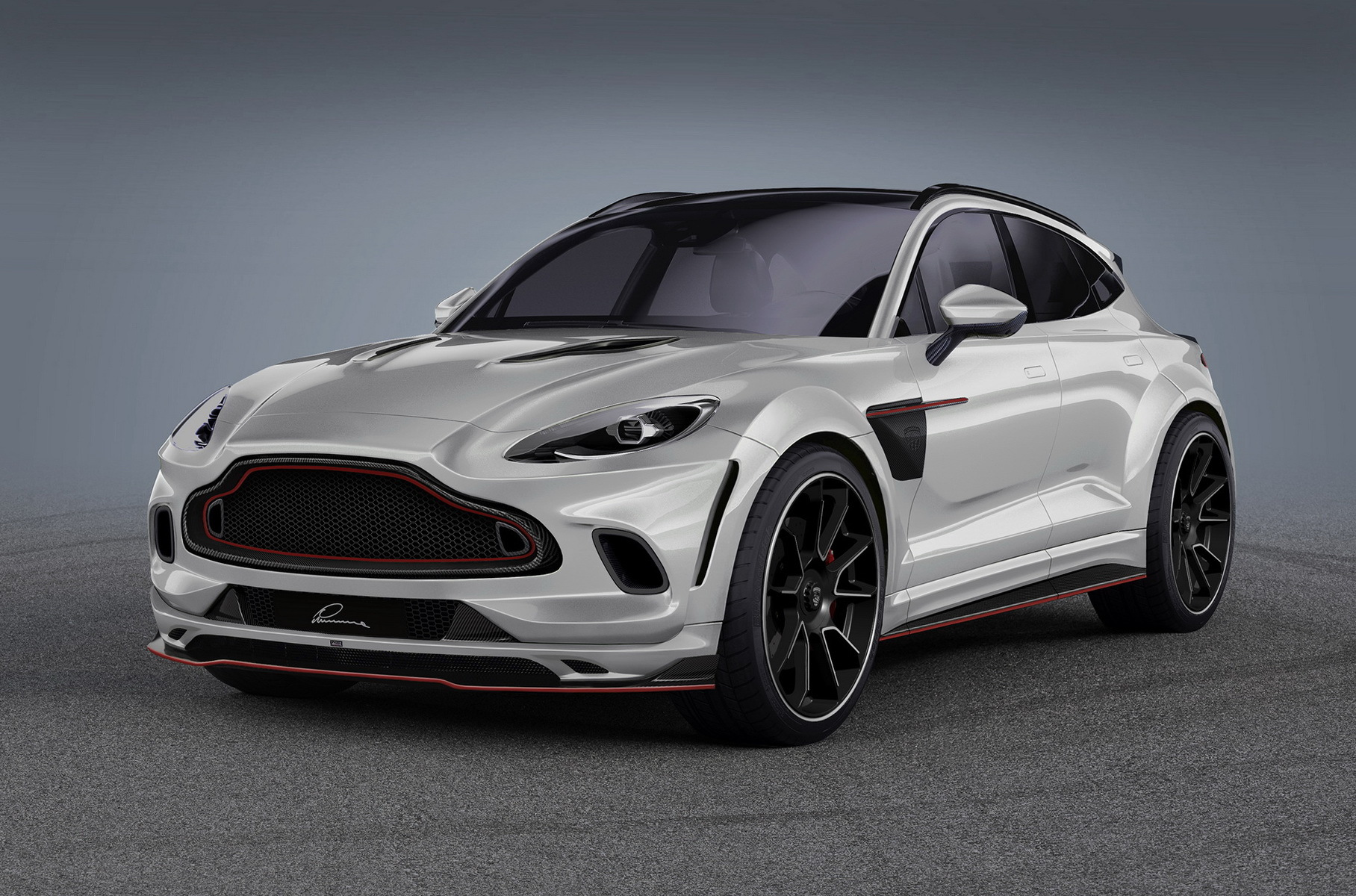 Lumma Design has released the first 3D renderings of its upcoming CLR AM Series body kit for the Aston Martin DBX. Twenty such kits will ship starting late this year.