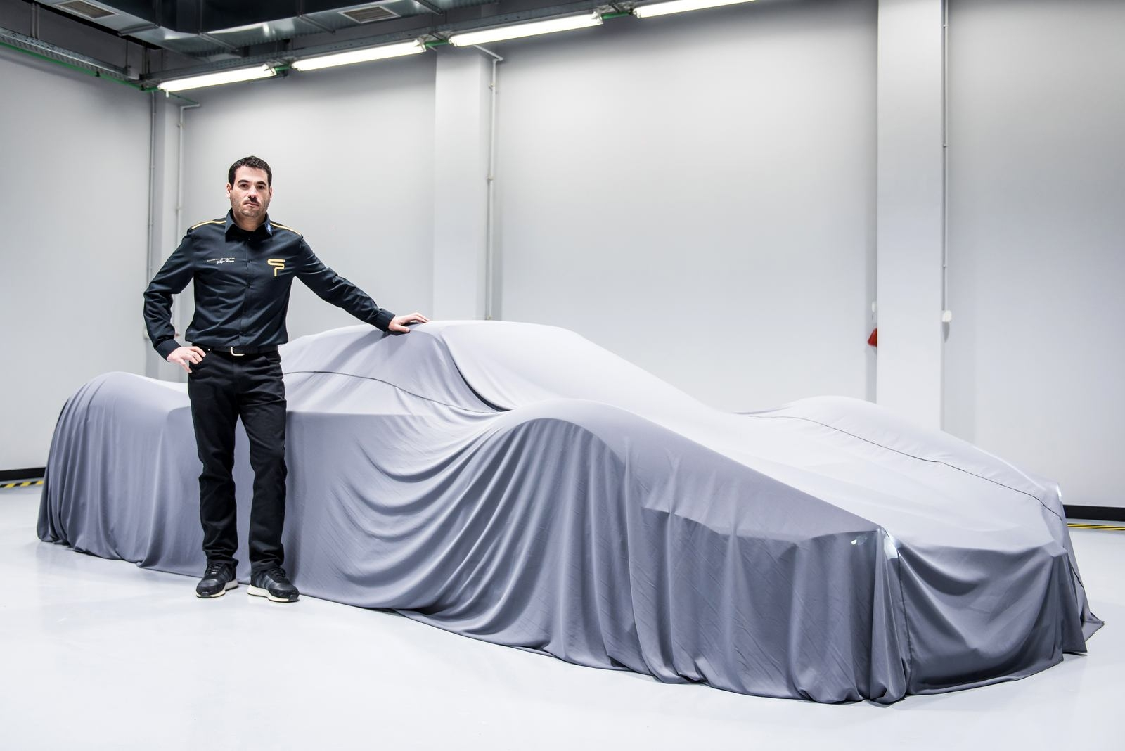 Greek car aficionado and tuning expert Spyros Panopoulos has revealed the first teaser images of the Chaos, an insane 3,000-horsepower (2,237-kW) hypercar.