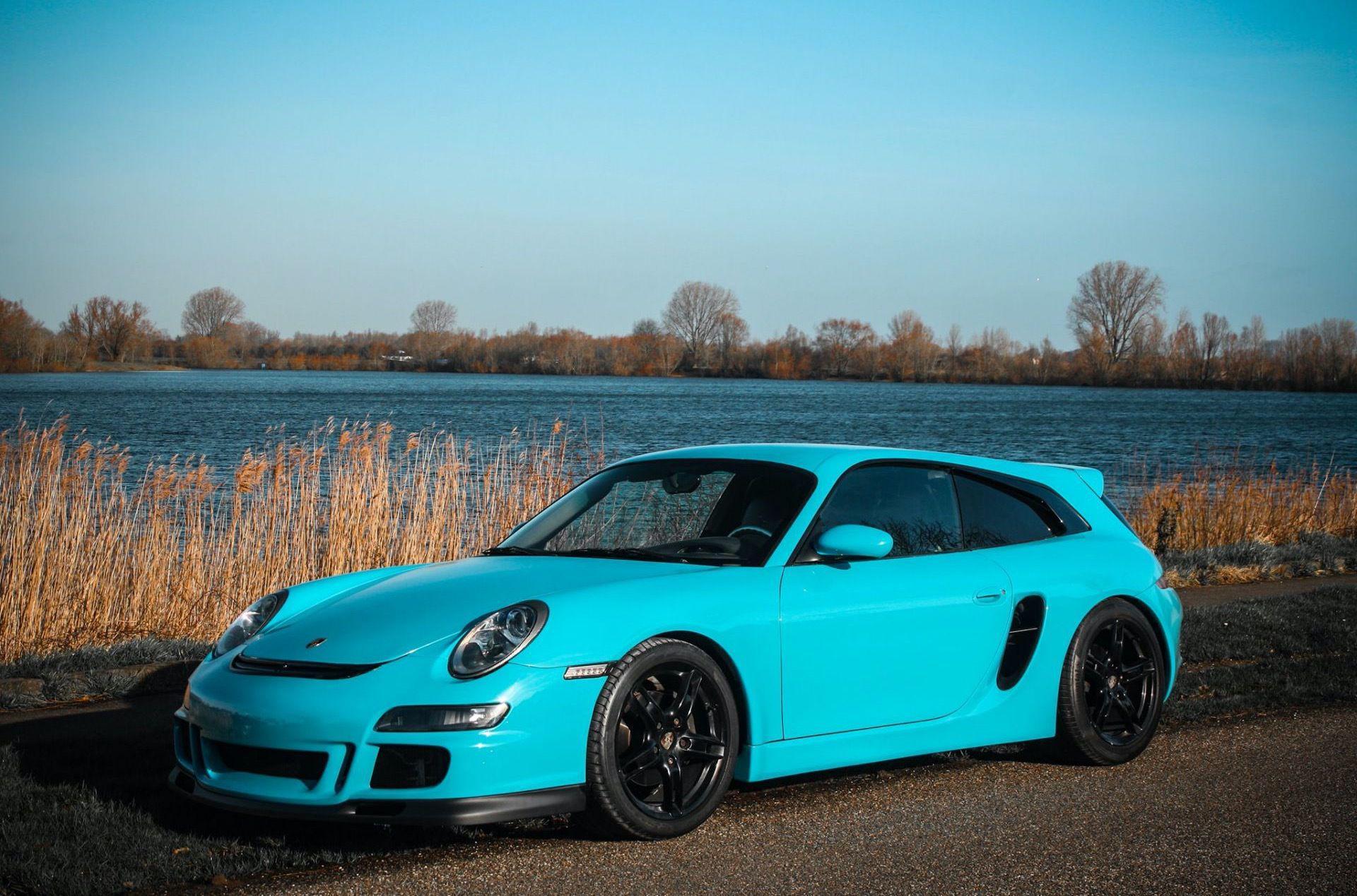 Голландские тюнеры из Van Thull Development опубликовали снимки Porsche Boxster в кузове шутинг-брейк.