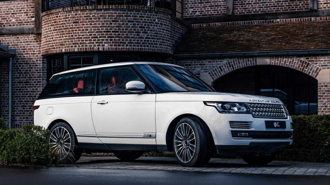 The Range Rover SV Coupé Concept that Jaguar Land Rover brought to the 2018 Geneva Motor Show garnered much attention and praise, prompting the company to announce a limited production run of 999 units. Unfortunately, the practical two-door coupe/crossover never reached the market due to unexplained reasons.